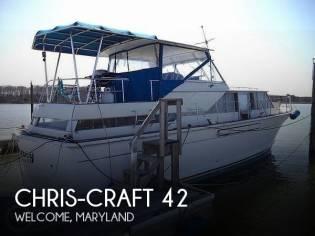 Chris-Craft 42 Commander