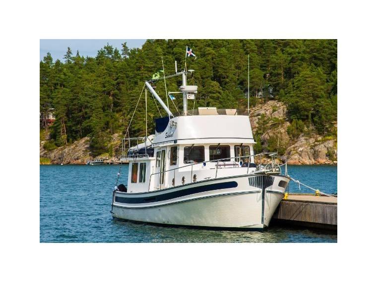 Nordic Tugs 37 Flybridge in Hampshire   Motor yachts used