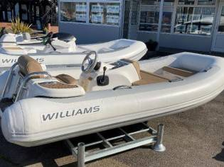 Williams Jet Tenders Turbojet 325