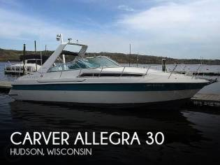 Carver 3087 Allegra