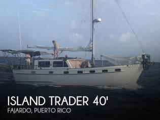Island Trader 40 Motorsailer