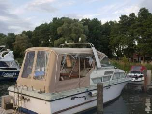 Motoryacht Coronet Commander 32(TB)