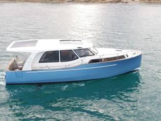 Trawler Greenline 33