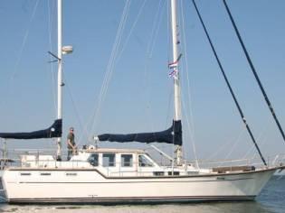 Nauticat 515 in Finland | Sailing cruisers used 50569 - iNautia