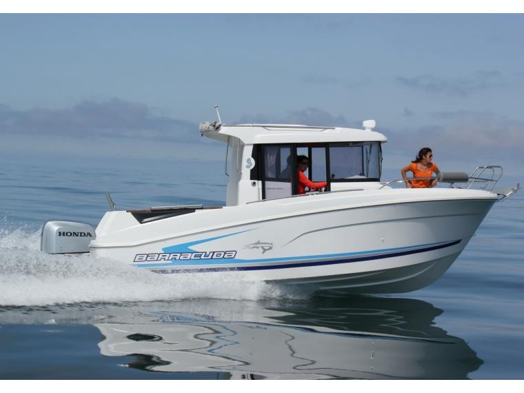 Beneteau barracuda 7 new for sale 50534 new boats for for Barracuda fish for sale