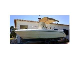 Sessa Marine Key Largo 22 Deck