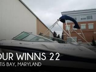 Four Winns 215 Sundowner