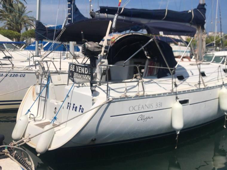 oceanis 331 Clipper