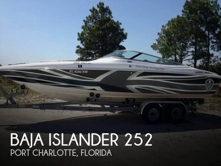 Baja Islander 252 In Florida