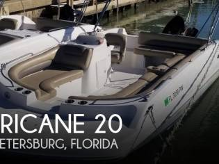 Hurricane 201 Sun Deck