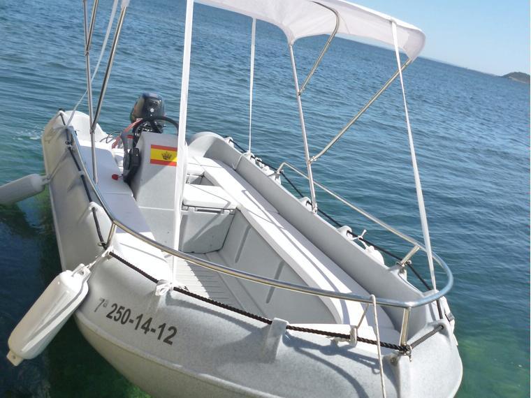 Whaly 435 In Club N 225 Utico De Ibiza Speedboats Used 70546