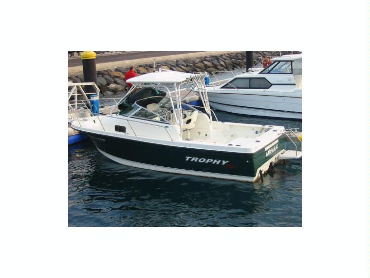 BAYLINER TROPHY 2052 WA DIESEL in Tenerife | Power boats