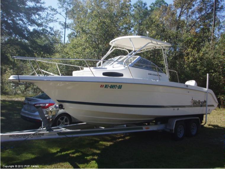 Wellcraft 240 Coastal In Florida Cruisers Used 01025