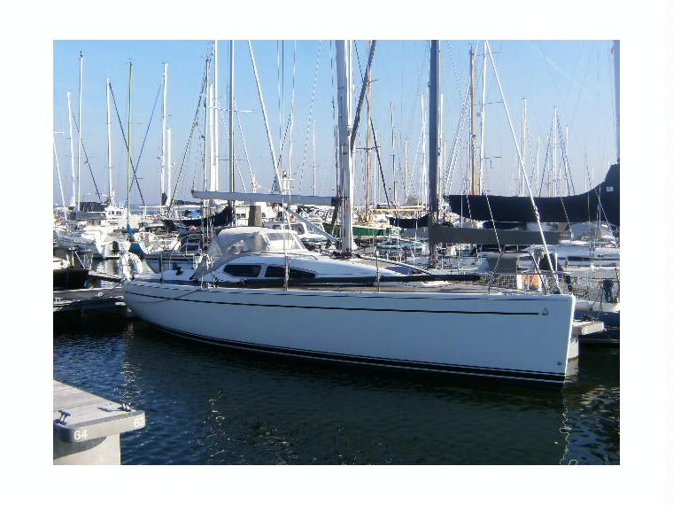 Dehler 34 35 Sv In Rest Of The World Cruisers Racers Used 51579