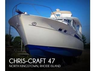Chris-Craft 47 Commander