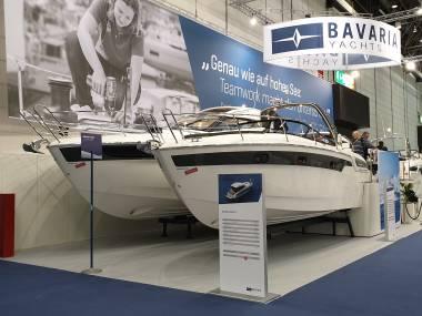 Bavaria S29 Open