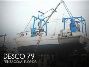 Desco 79 Work Boat