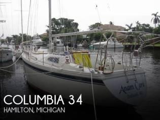 Columbia 34 Mark II