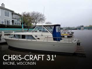 Chris-Craft Commander 31 Sedan Bridge
