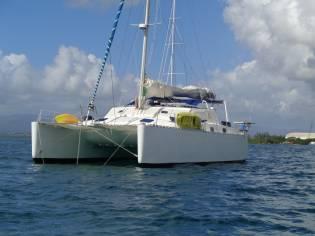 Catamaran Lazzi 1200