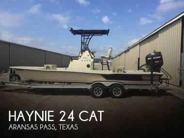 Haynie 24 CAT in Florida | Open boats used 91015 - iNautia