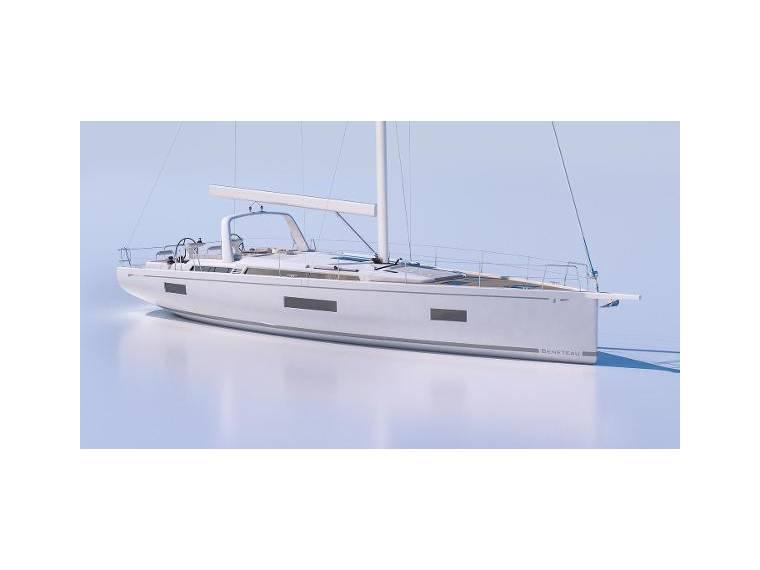 Oceanis Yacht 54