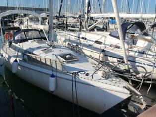 GIB SEA 105 Lifting keel