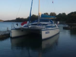 catamaran rafa hx 28