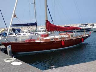 Cantiere Canaletti sloop
