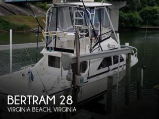Bertram FB Cruiser 28