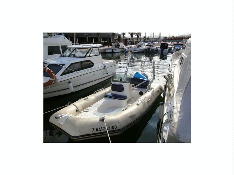 Zodiac - medline 480 in Barcelona | Inflatable boats used 50534