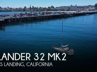 Islander 32 MK II
