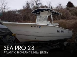 Sea Pro 238 cc