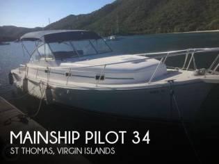 Mainship 34 Pilot