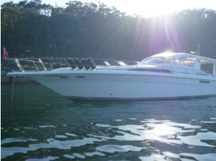 Sea Ray Sundancer 440
