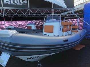 Brig Inflatables Custom Navigator 610