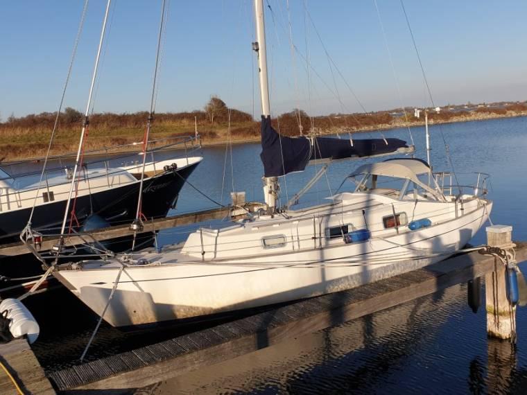 Hallberg Rassy Monsun 31 in Netherlands | Sailing cruisers used