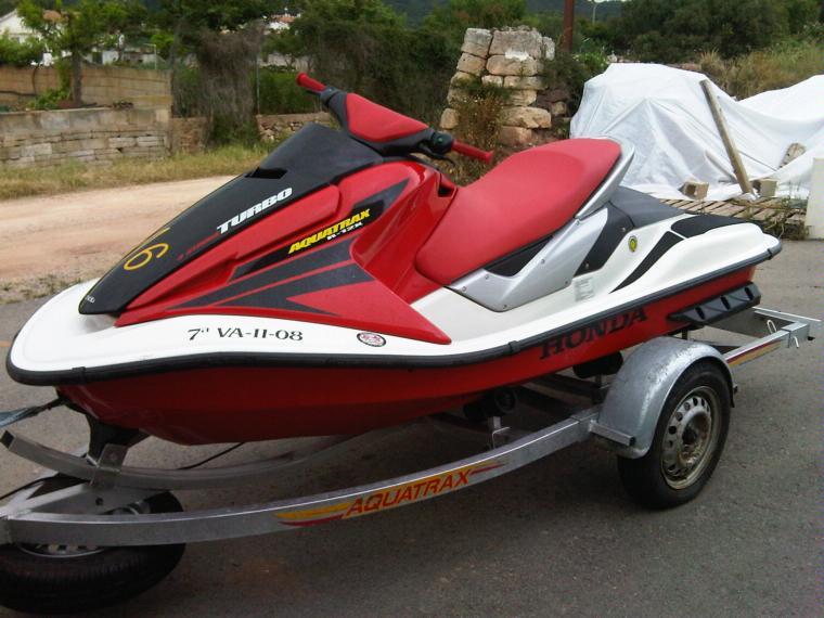 Honda Aquatrax r 12 manual on