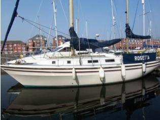 Westerly Ketch 33