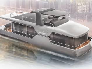 AQUADOMUS House Boat