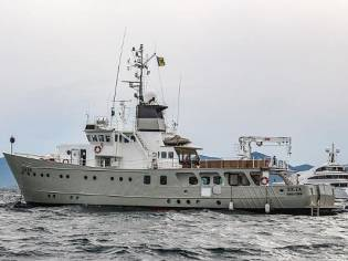 Maxi Ocean Explorer 36m Expedition Yacht