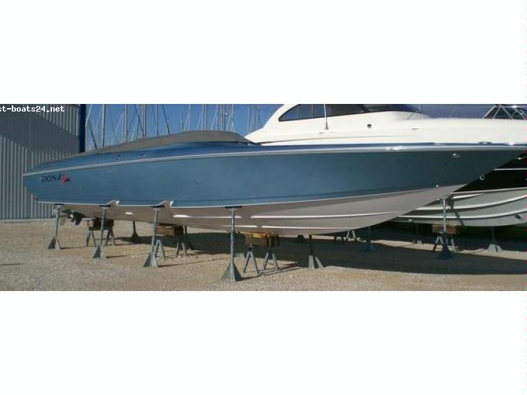 Donzi 38 ZR in Croatia   Speedboats used 00545 - iNautia