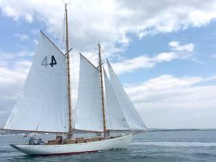 Chantier Naval de Provence Schooner