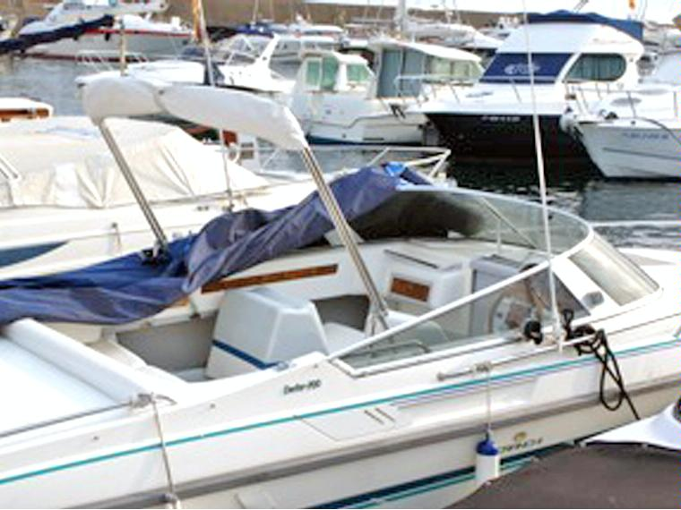 cranchi derby 700 in port marina palam u00f3s