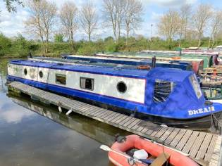 Collingwood Narrowboat 50ft traditional