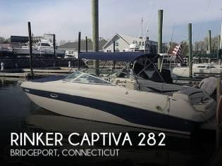 Rinker Captiva 282