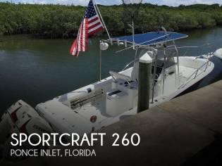 Sportcraft 260