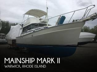 Mainship Mark I