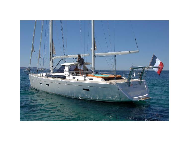Amel 55 in Martinique   Sailing cruisers used 75555 - iNautia