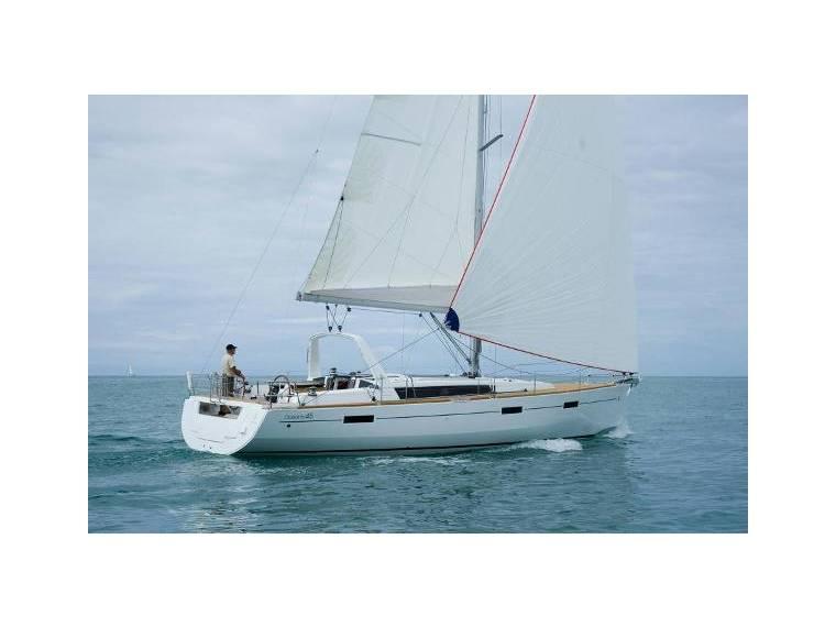 Beneteau Oceanis 45 In Italy Sailing Cruisers Used 54521 Inautia